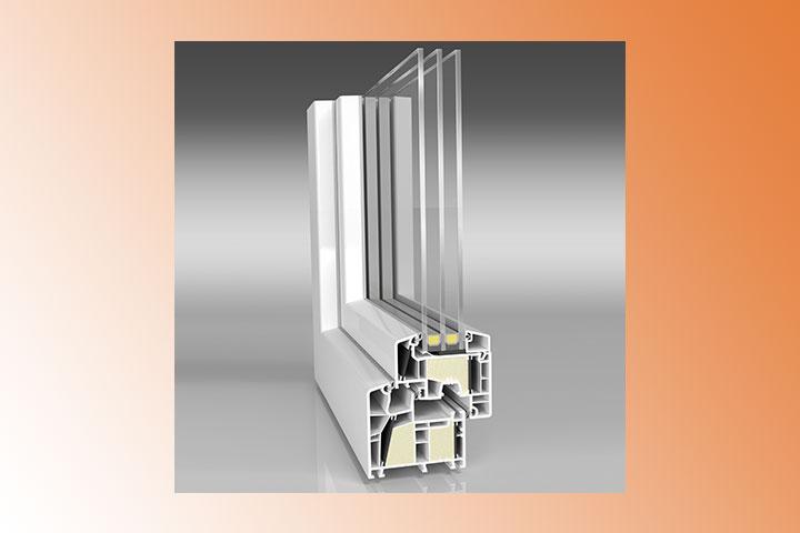 Kunststofffenster, Klebetechnik