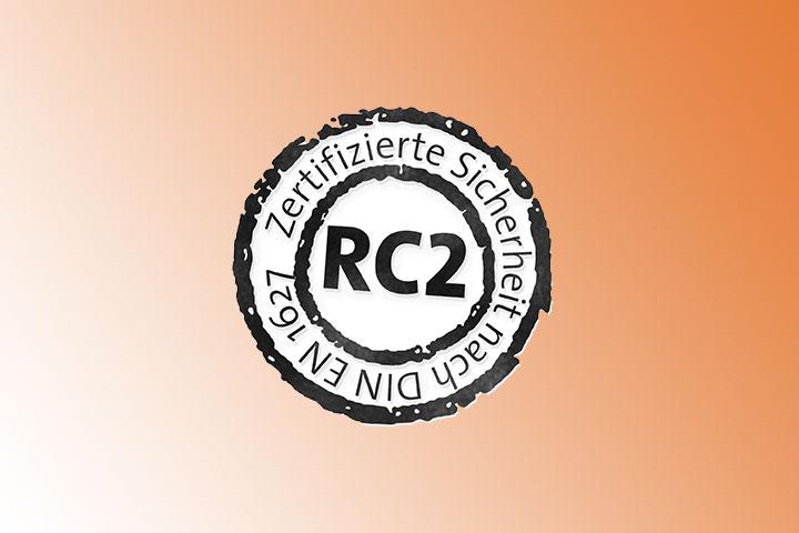 Alu-Haustür Groke Einbruchschutz RC2