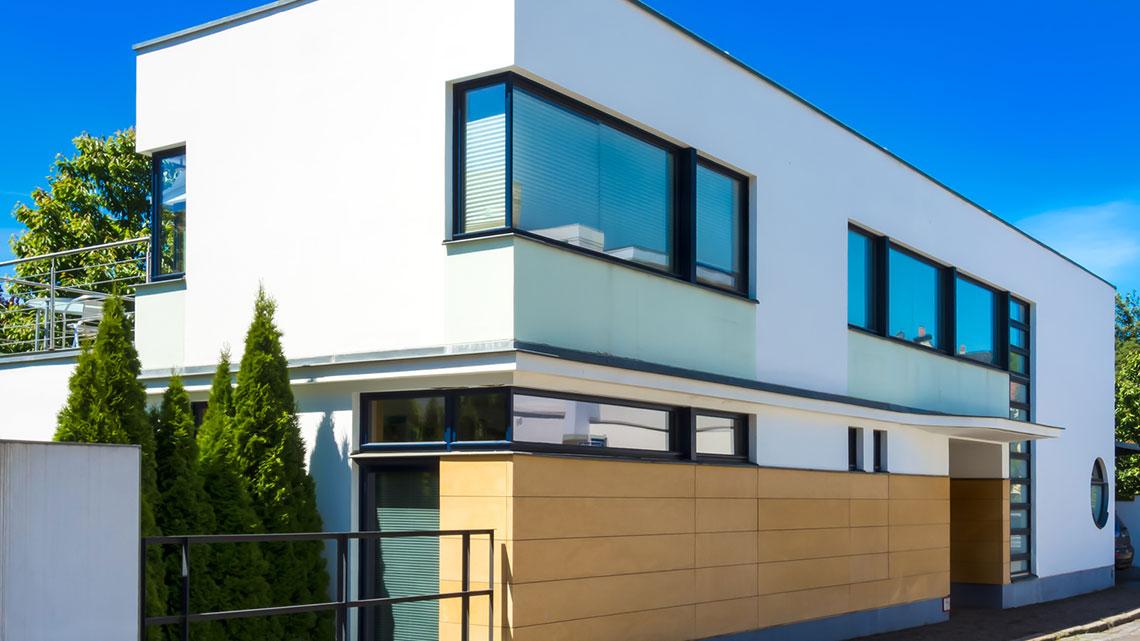 Kunststoll-Alu-Fenster - Inspiration 2
