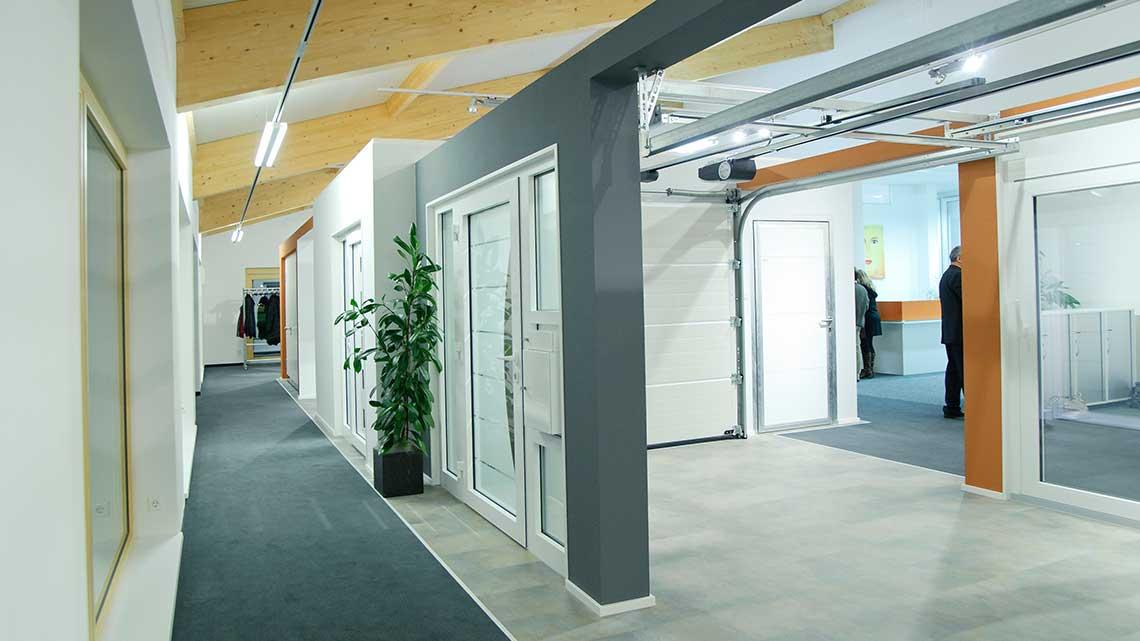 Haustüren, Tore, Sonnenschutz, Fenster, Ausstellung - Inspiration 2