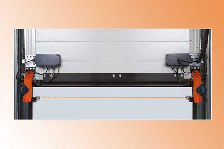 Hörmann Antriebstechnik für höhere Sicherheit