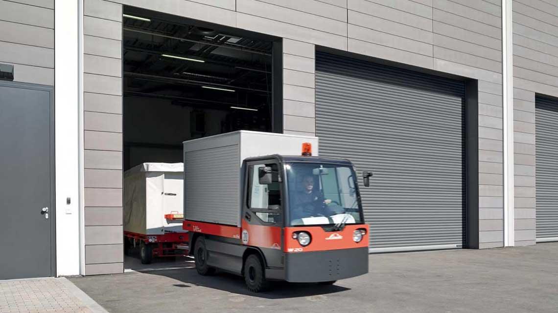 Hörmann Rolltore für Industrie und Gewerbe - Beispiel 1