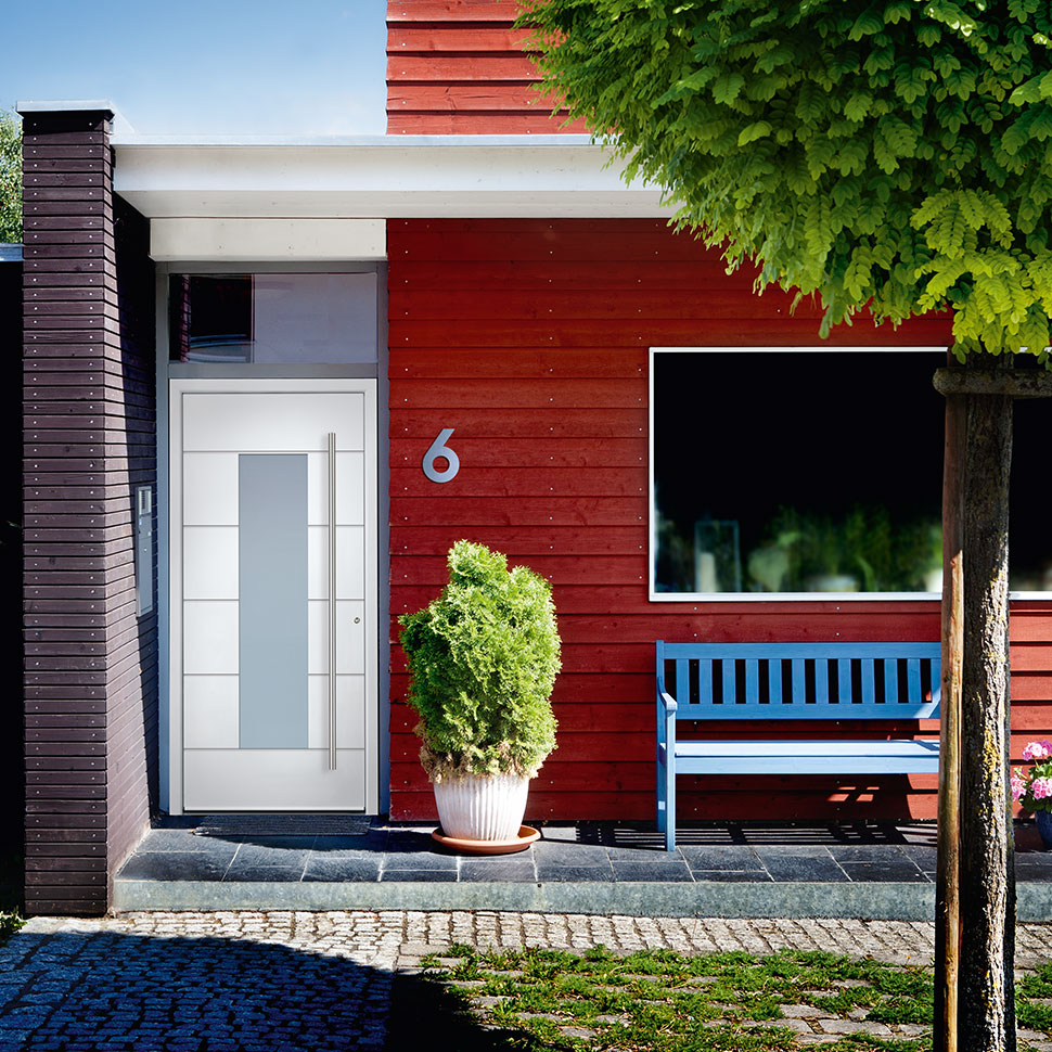 Haustüren klassisch und modern