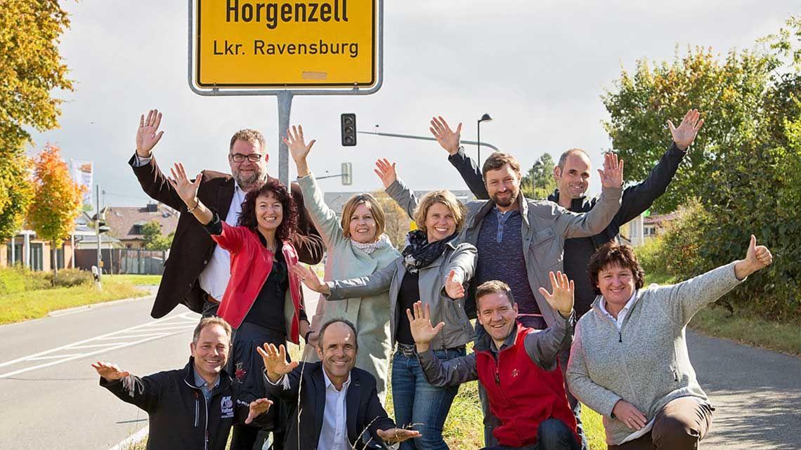 Verkaufsoffener Sonntag in Horgenzell 6.November 12-17Uhr