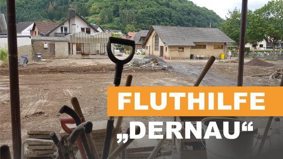 Spendenaufruf Fluthilfe Dernau